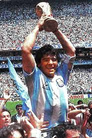 Diego Armando Maradona squalificato ad USA 94